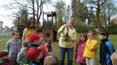 Nadace podpoří ekologickou výchovu na školách