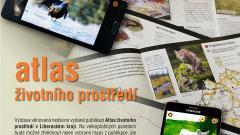 Pozvánka na výstavu Atlas životního prostředí v Libereckém kraji