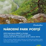 Národní Park Podyjí, autor: Správa KRNAP