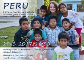 Peru - cestovatelská přednáška